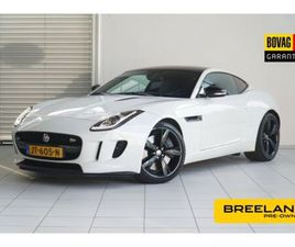 JAGUAR F-TYPE 3.0 380PK V6 S COUPÉ | PANORAMA DACH