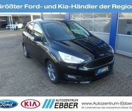 FORD C-MAX COOL&CONNECT 1.0 ECOBOOST KAMERA NAVI PDC