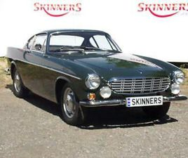 1968 VOLVO P1800S SPORTS COUPE PETROL GREEN MANUAL