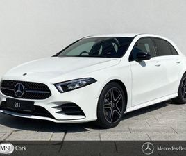 MERCEDES-BENZ A-CLASS 160 AMG-LINE NIGHT EDITION FOR SALE IN CORK FOR €38,468 ON DONEDEAL