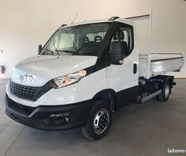 IVECO DAILY 35C18 BRAS AMPLIROLL DALBY NEUF / POLYBENNE