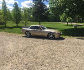 1986 PORSCHE 944 | CLASSIC CARS | BRANTFORD | KIJIJI