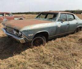 WANTED : 1969 CHEVELLE MALIBU 4 DOOR PARTS CAR . | CLASSIC CARS | WINNIPEG | KIJIJI