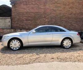 CL 500 2DR AUTO COUPE LEATHER SAT NAV HEATED SEATS A/C P/SENSORS SUNROOF