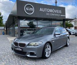 BMW 535 D TOURING AUTO PACK-M A GASÓLEO NA AUTO COMPRA E VENDA