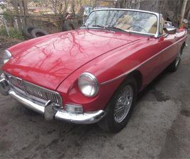 FOR SALE: 1978 MG MGB IN STRATFORD, CONNECTICUT