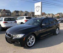 2014 BMW 328 I XDRIVE TOURING ACCIDENT FREE EASY FINANCE EASY... | CARS & TRUCKS | OTTAWA