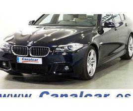 BMW SERIE 5 DA BERLINA MEDIANA O GRANDE DE SEGUNDA MANO EN MADRID   AUTOCASION