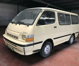 ② TOYOTA HIACE DIESEL 9PLACES - TOYOTA