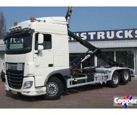 ② DAF XF 510 6X2 EURO 6 (BJ 2014) - CAMIONS