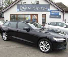 VOLVO V60 MOMENTUM D3 FWD AUTOMATIC FOR SALE IN DUBLIN FOR €29,950 ON DONEDEAL