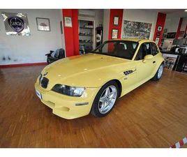 BMW Z3 M 3.2 24V CAT COUPÉ *41200KM* GELB II (S50) ASI
