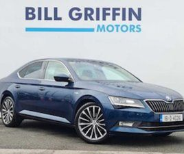 SKODA SUPERB 2.0 TDI HIGH SPEC LAURIN KLEMENT 150 FOR SALE IN DUBLIN FOR €19900 ON DONEDEA