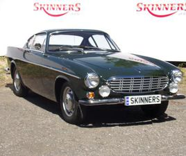 VOLVO P1800S SPORTS COUPE