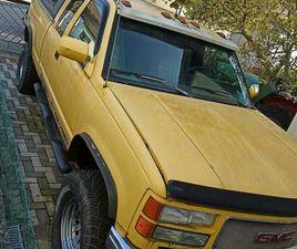 GMC SIERRA TRUCK 6,5L V8 TURBO DIESEL