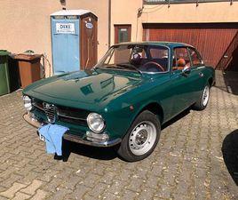 1972 ALFA ROMEO GT JUNIOR - GT 1600 JUNIOR 2000 UPGRADE