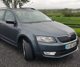 SKODA OCTAVIA COMBI AMBITION 1.6TDI FOR SALE IN CARLOW FOR €11,950 ON DONEDEAL