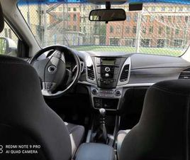 SSANGYONG KORANDO 2.0 E-XDI 149 CV 2WD MT PLUS