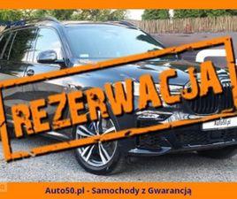 BMW X7 XDRIVE30D 265KM M SPORT SHADOW LINE SALON PL VAT23