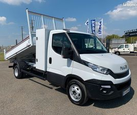 IVECO 35-160 / BENNE & COFFRE NEUF/ 2019