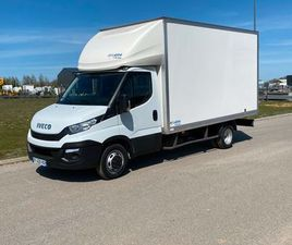 CAMION IVECO DAILY 20M3 26983KM