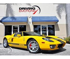 FOR SALE: 2006 FORD GT IN WEST PALM BEACH, FLORIDA