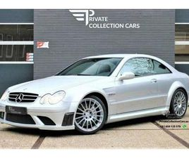 ② MERCEDES-BENZ CLK 63 AMG COUPÉ CLK BLACK SERIES - MERCEDES-BENZ