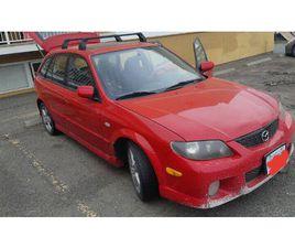MINT 2003 MAZDA PROTEGE   CARS & TRUCKS   KAMLOOPS   KIJIJI