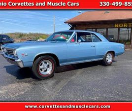 1967 CHEVROLET CHEVELLE AMERICAN MUSCLE CAR