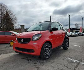 SMART FORTWO ELECTRIC 2018 BT CRUISE SIÈGES CH