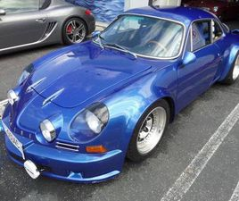 1976 ALPINE A110 FOR SALE