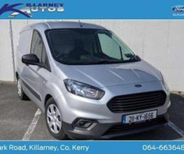 FORD TRANSIT COURIER COURIER TREND 1.5 TD 75PS M6 FOR SALE IN KERRY FOR €17950 ON DONEDEAL