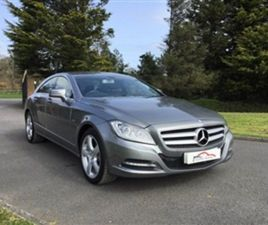 USED 2011 MERCEDES-BENZ CLS 3.0 CLS350 CDI BLUEEFFICIENCY 4D 265 BHP SALOON 67,927 MILES I