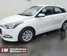 HYUNDAI I20 ACTIVE CLASSIC 5DR 37 FOR SALE IN DONEGAL FOR €11,745 ON DONEDEAL