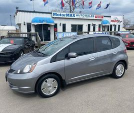 USED 2009 HONDA FIT LX