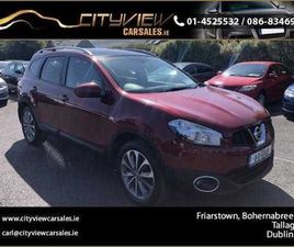 NISSAN QASHQAI +2 TEKNA 1.6DCI 130PS//LEATHER//PA FOR SALE IN DUBLIN FOR €6,950 ON DONEDEA