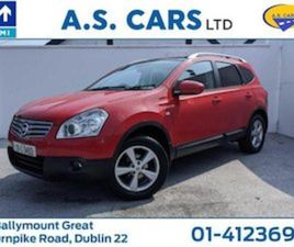 NISSAN QASHQAI +2 1.5 DSL 2 C PACK D FOR SALE IN DUBLIN FOR €4495 ON DONEDEAL