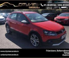 VOLKSWAGEN POLO CROSS 1.2 TDI 5DR//2 KEYS//SERVIC FOR SALE IN DUBLIN FOR €6950 ON DONEDEAL