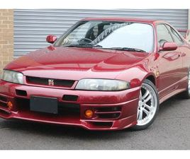 NISSAN SKYLINE GTST 2.5 TURBO SIMPLY IMMACULATE THROUGHOUT. MUST BE SEEN