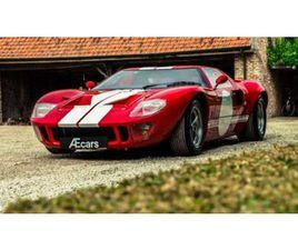 GT40 - 5.7 RACING BLOCK - CAV