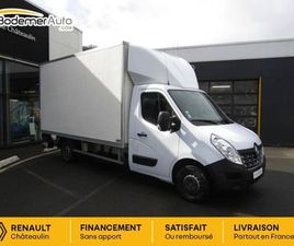 CHASSIS CABINE CC L3 3.5T 2.3 DCI