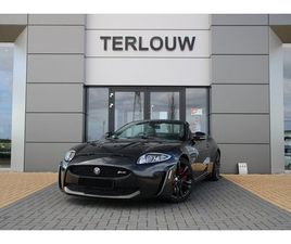 5.0 V8 XKR-S CONVERTIBLE