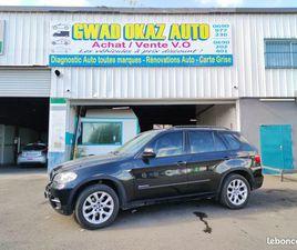 BMW X5 3,0L D X-DRIVE 245CV À 13800 (96000KMS/1ÈRE MAIN/LUXE)