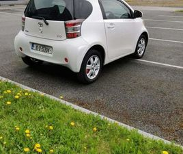 TOYOTA IQ 2010 FOR SALE IN MEATH FOR €2,999 ON DONEDEAL