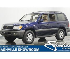 FOR SALE: 2000 TOYOTA LAND CRUISER FJ IN LAVERGNE, TENNESSEE