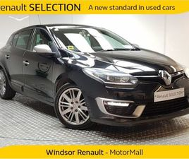 RENAULT MEGANE III GT LINE 1.5 DCI 110 FOR SALE IN DUBLIN FOR €12,995 ON DONEDEAL