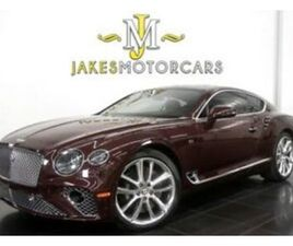 2020 BENTLEY CONTINENTAL GT V8~ FIRST EDITION SPECIFICATION~ ($266,790 MSRP)