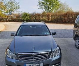 C CLASS ESTATE 2LTR CDI FOR SALE IN CORK FOR €10,800 ON DONEDEAL