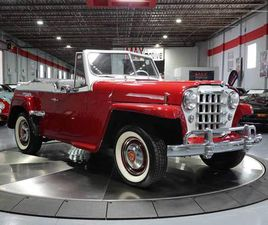 1950 WILLYS JEEPSTER SUV