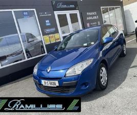 RENAULT GRAND MEGANE 1.5 DCI ROYALE NEW NCT 12 MO FOR SALE IN DUBLIN FOR €4,450 ON DONEDEA
